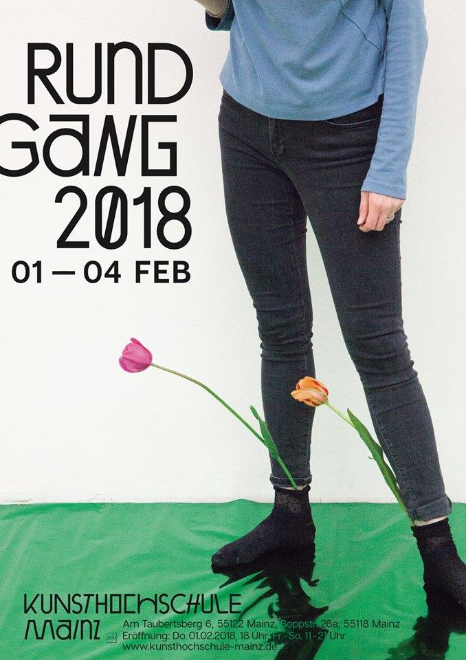 Rundgang 2018, Kunsthochschule Mainz