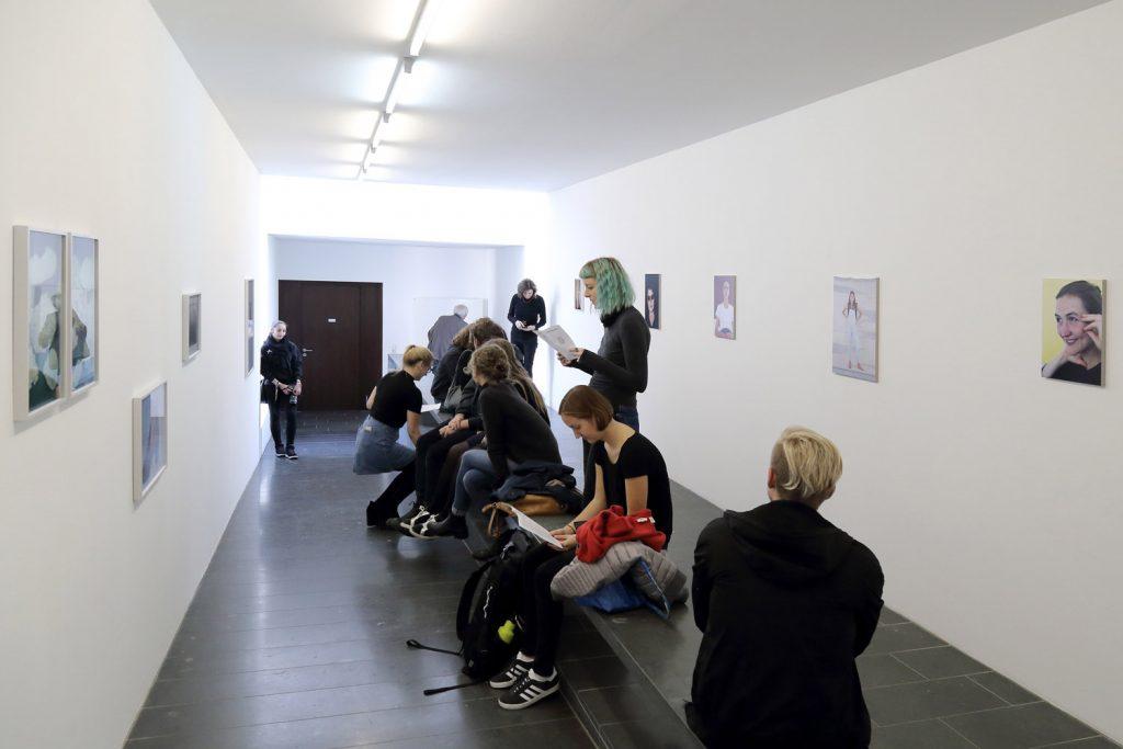 Florian Glaubitz: »Minna« Noch bis Ende des Monats in der Schleuse