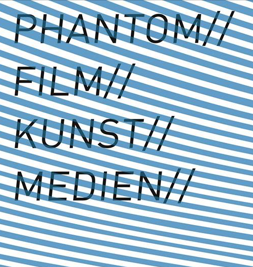 Phantom, Vorlesungsreihe Kunstbezogene Theorie