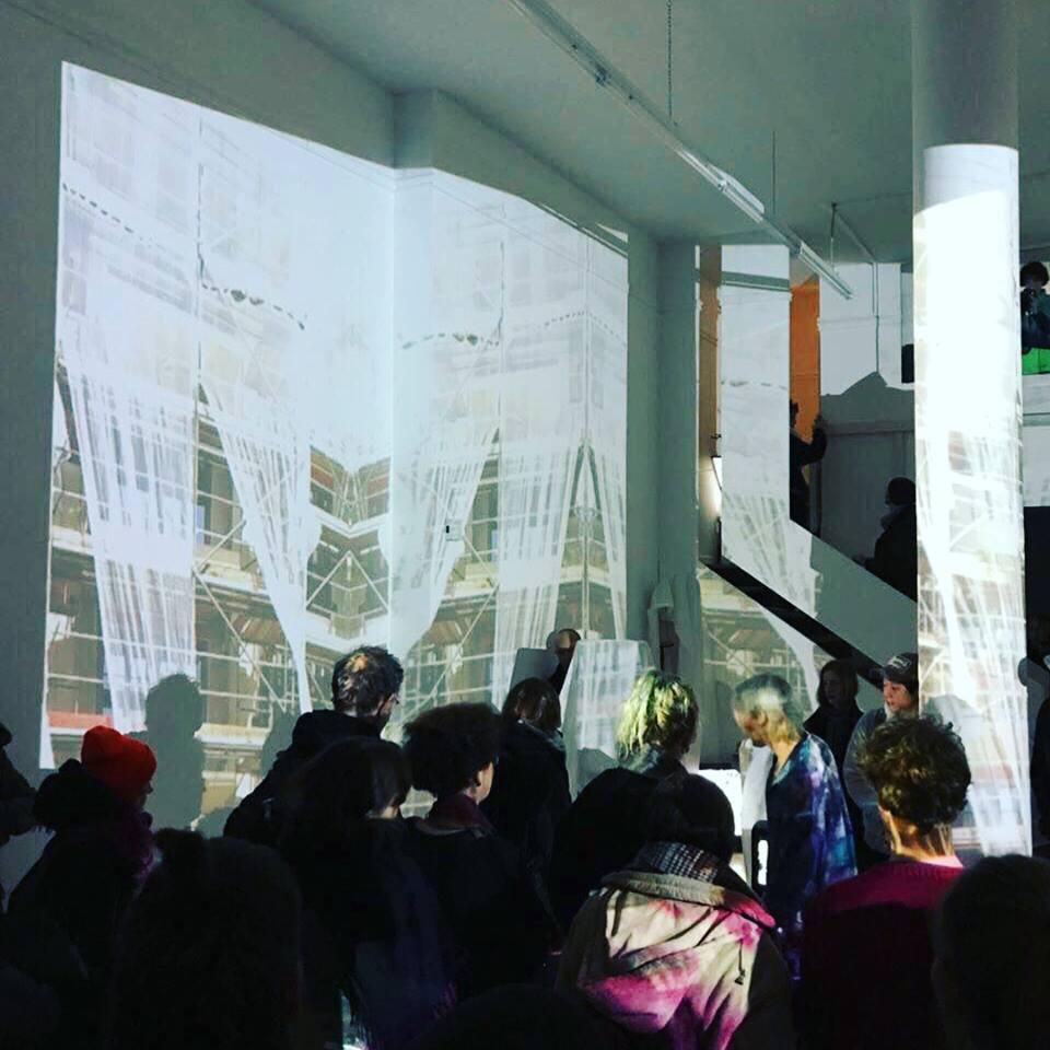Ausstellungsraum Apotheke