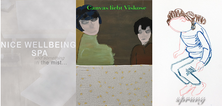 Vordiplom & Diplom Ausstellung Swan Lee, Gülfidan Azimet Und Diana Taddayoni